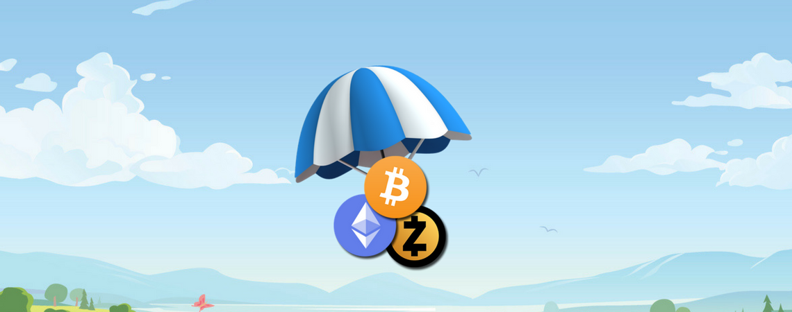 What is a Crypto Airdrop and how Does it Work? – Tokens24